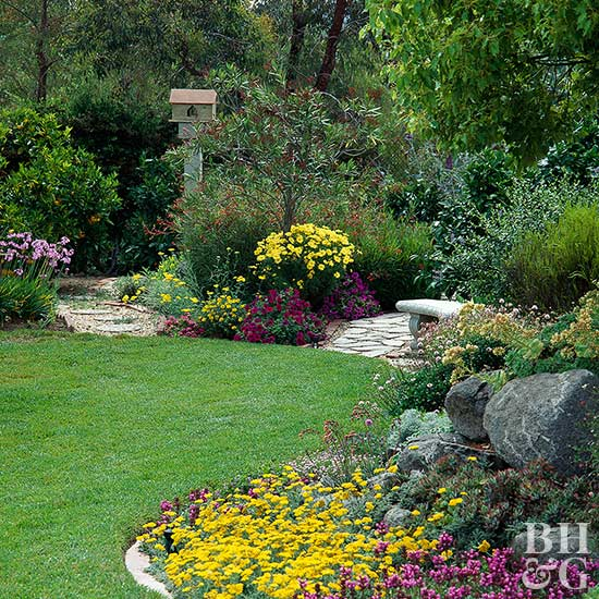 Lawn Garden Design Image Interesting Lawn Design Tips Decorating Design