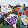 Make and Decorate a Colorful Kite