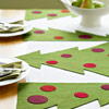 Festive Felt Table Runner