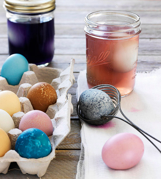 How to Make Easter Eggs