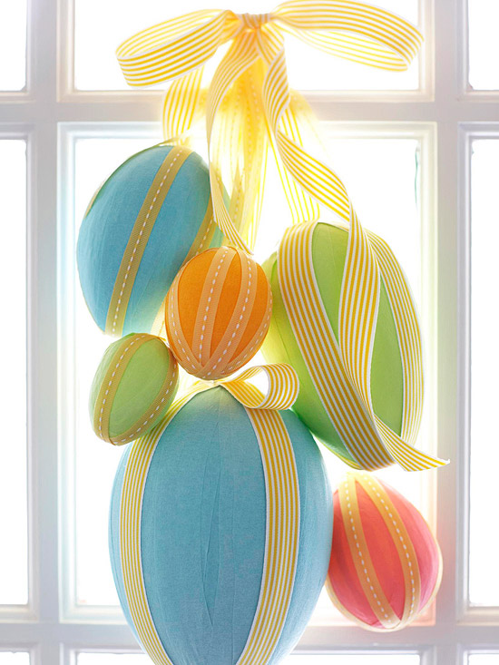 hanging easter egg decoration - Easter Decoration