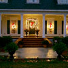 Christmas Porch from frenchfever
