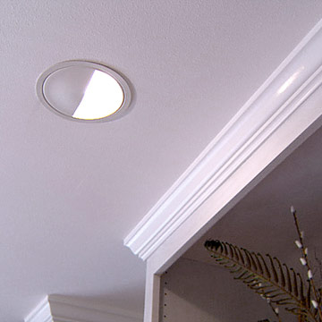Install recessed lighting for Number of recessed lights per room