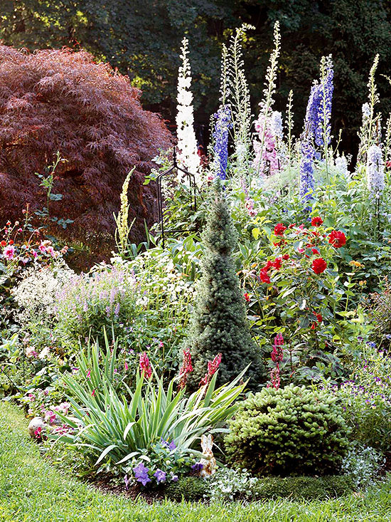 Cottage Garden Designs cottage garden designs we love hgtv How To Create An Easy Cottage Garden