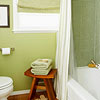 More Bathroom Window Treatment Tips