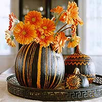 Quick and Easy Halloween Centerpieces