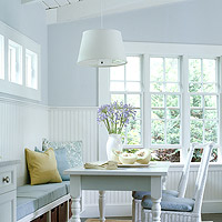 Watercolor Blue: Cottage Staple