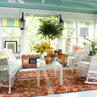 Sunroom Redo