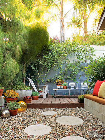 Budget-Friendly Outdoor Spaces