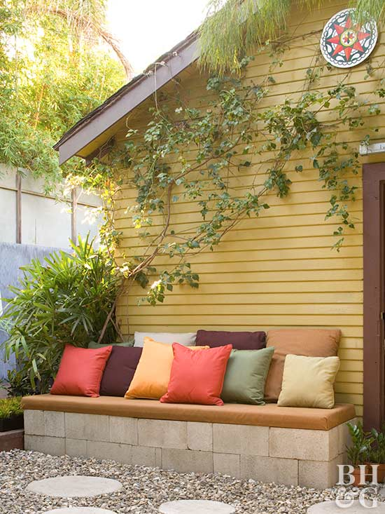 DIY a Seating Area