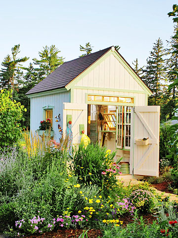 Make Your Own Garden Shed