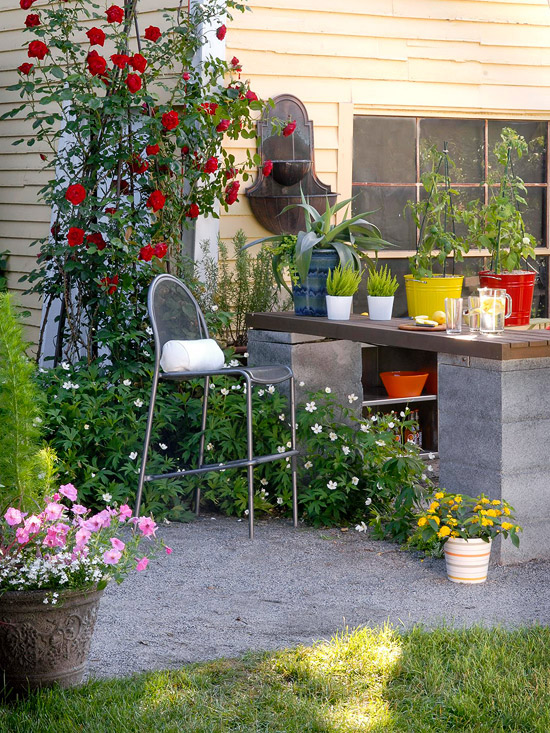 Multifunctional Outdoor Room