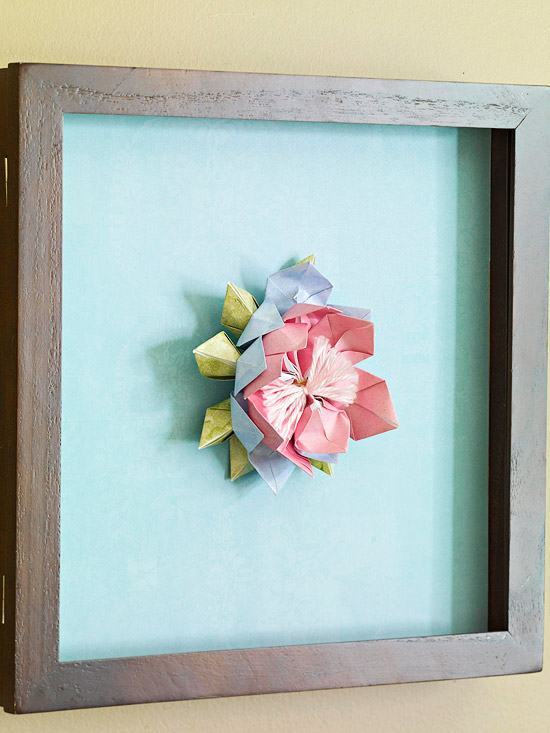 Easy Paper Lotus Flower