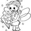 Fairy with Diamond