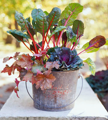 Make Room for Gorgeous Fall Containers