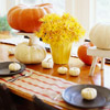 Pumpkin-Based Centerpiece