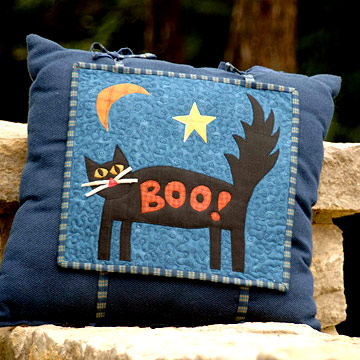 Handmade Pillows for the Holidays