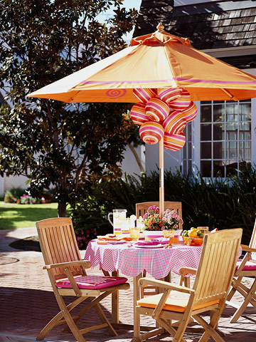 Backyard Party: Pretty with Paint
