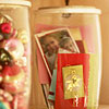 Decoratively Store Tags and Ornaments