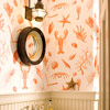 Fun with Patterned Wallpaper