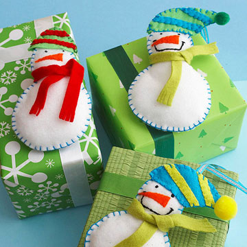 Snowman Snack Container Craft photo 3433046-6