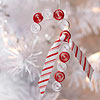 Quilled Candy Cane
