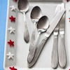 Star-Spangled Silverware