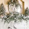 Winter-White Mantel