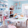 Whimsical Craft Room
