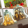 Glass Cloche Light Display