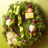 A Wreath with Presence
