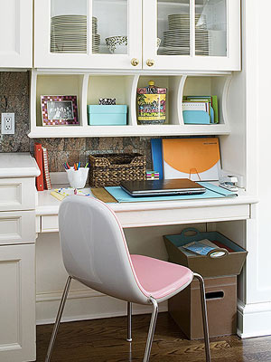 1 Kitchen Workstation, 4 Creative Designs