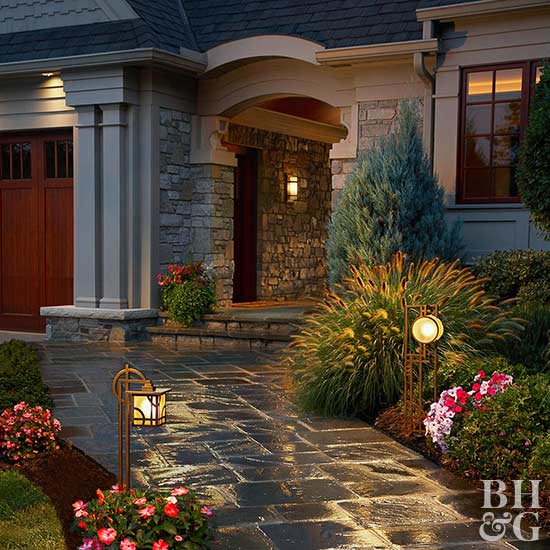 How To Install Outdoor Lighting