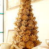 Bleached-Pinecone Tree
