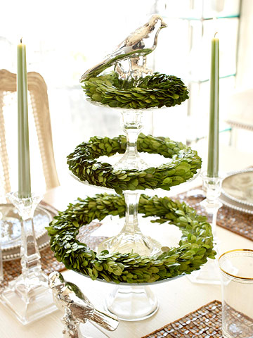 Crystal Christmas Topiary