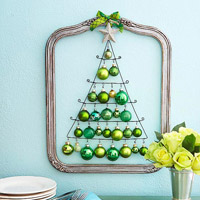 Decorative Ball Ornament Craft