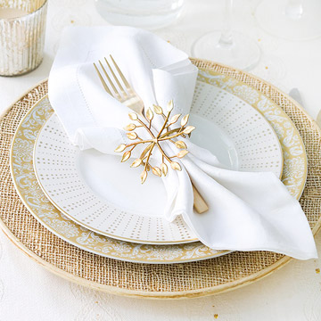 Set a Gorgeous Holiday Table