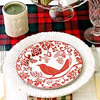 Pretty Plaid Table Setting