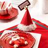 Santa Hat Place Cards