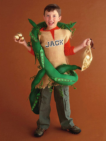 Jack &amp; the Beanstalk Costume