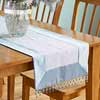Pretty Beaded Table Runner
