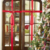 Ribbon-Wrapped Doors