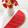 Summer-Inspired Watermelon Table Runner