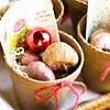 Holiday-Inspired Wedding Favors