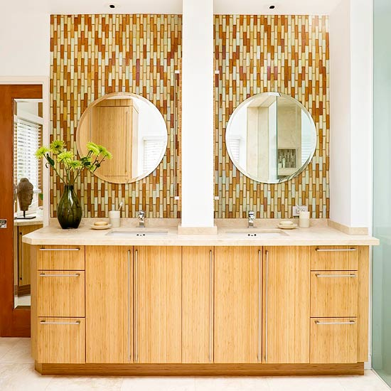 Style Watch: Contemporary Baths