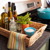 Kitchen Counter Basket