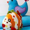 Fleece Pillow Toys