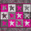Whimsical Star Quilting Project