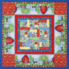 Play Mat Quilting Project
