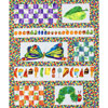 Hungry Caterpillar Quilting Project